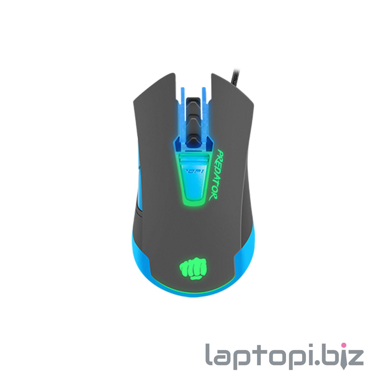 FURY miš Gaming Predator NFU-0872