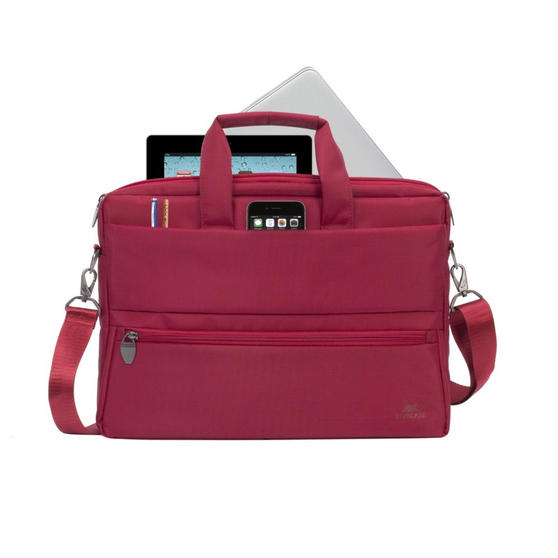 """RIVACASE torba za laptop 15.6"""" 8630 Crvena"""