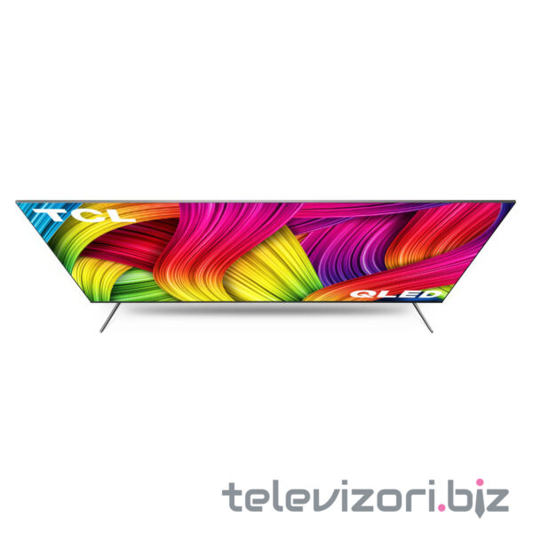 "TCL televizor 50C715, 50"" (126 cm) QLED, 4K Ultra HD, Android 9.0, Crni"