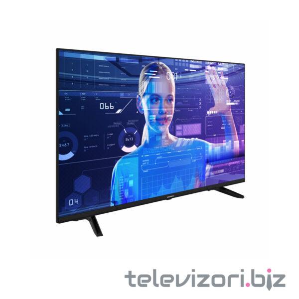 "GRUNDIG televizor 43GFU7800B, 43"" (109 cm) LED, 4K Ultra HD, Android, Crni"