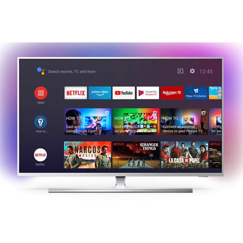 """PHILIPS televizor 50PUS8545/12, 50"""" (126 cm) LED, 4K Ultra HD, Smart, Srebreni"""