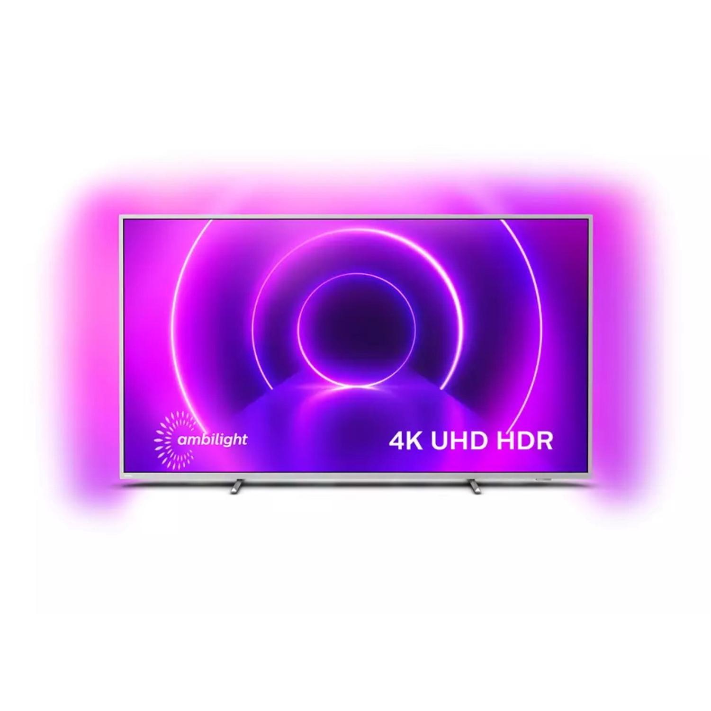 """PHILIPS televizor 75PUS8505/12, 75"""" (191 cm) LED, 4K Ultra HD, Android, Srebreni"""