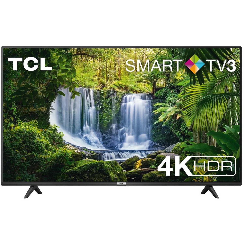 """TCL televizor 65P610, 65"""" (165 cm) LED, 4K Ultra HD, Smart, Crni"""