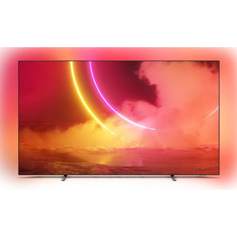 "PHILIPS televizor 65OLED805, 65"" (164 cm) OLED, 4K Ultra HD, Android, Crni"
