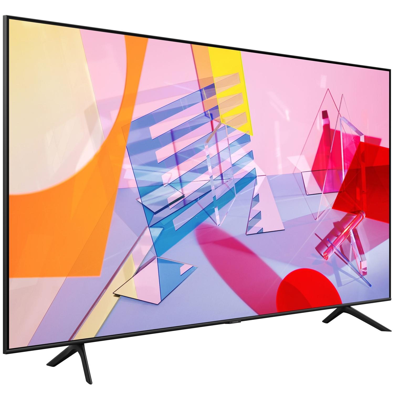 """SAMSUNG televizor 55Q60TA, 55"""" (140 cm) QLED, 4K Ultra HD, Smart, Crni"""