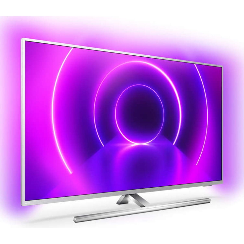 """PHILIPS televizor 65PUS8545/12, 65"""" (165 cm) LED, 4K Ultra HD, Smart, Srebreni"""