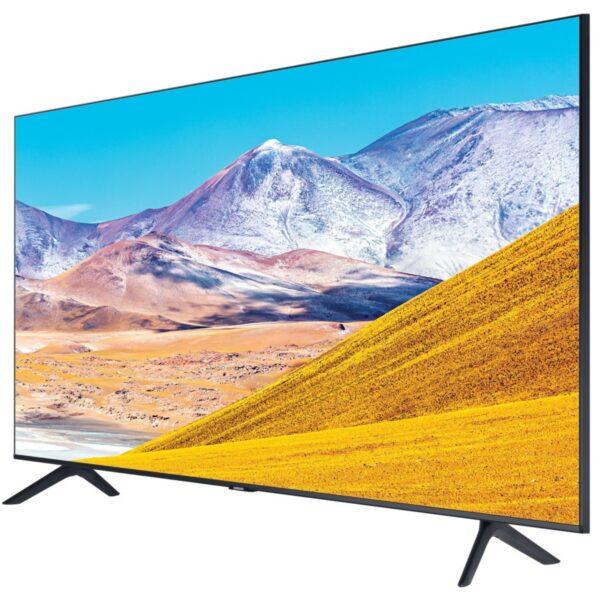 "SAMSUNG televizor 85TU8072, 85"" (216 cm) LED, 4K Ultra HD, Smart, Crni"