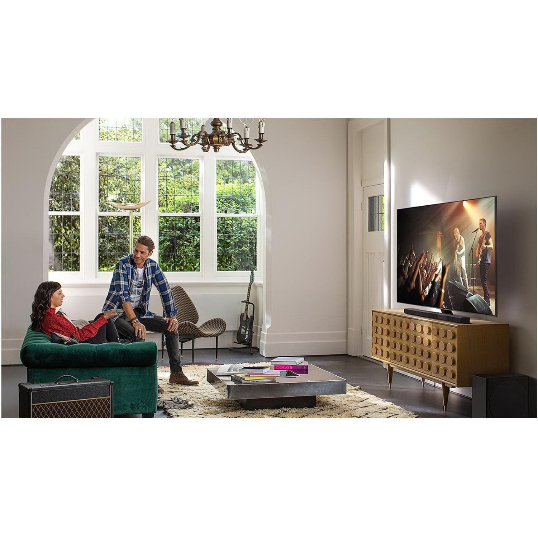"""SAMSUNG televizor 65Q80TA, 65"""" (165 cm) QLED, 4K Ultra HD, Smart, Sivi"""