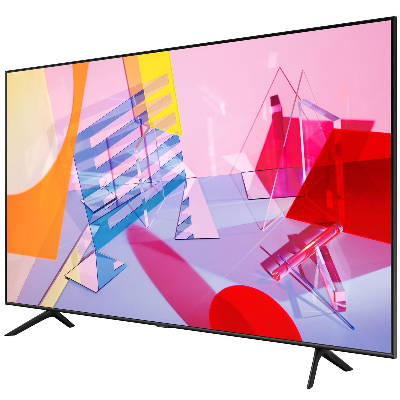 """SAMSUNG televizor QLED QE65Q60TA, 65"""" (163 cm) QLED, 4K Ultra HD, Smart, Crni"""