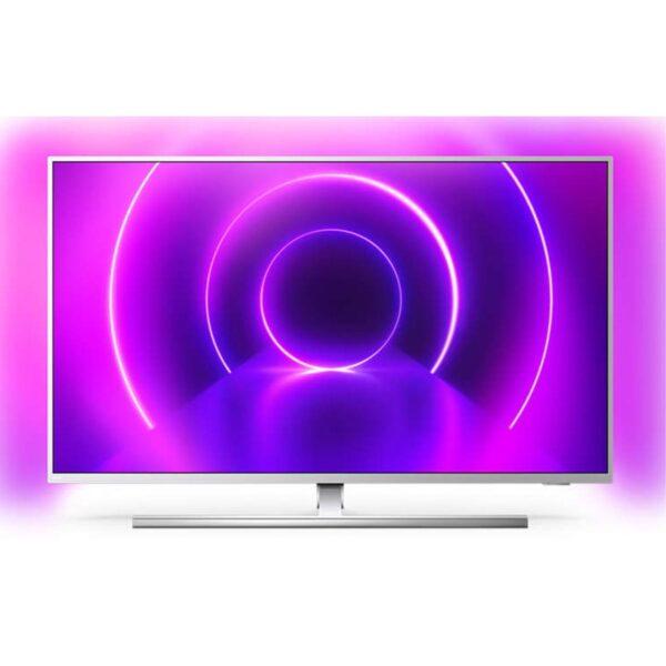 """PHILIPS televizor 58PUS8545/12, 58"""" (146 cm) LED, 4K Ultra HD, Smart, Srebreni"""